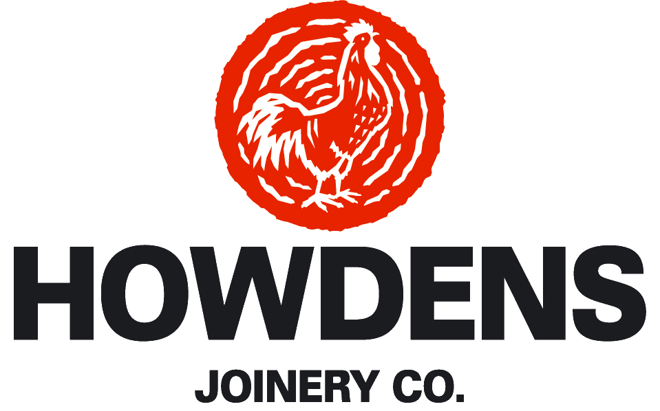 They arrived the following day which is amazing. Thank you again for the great service. - Colin L., Howdens Joinery